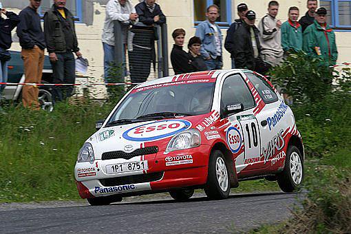 Tuček na Bohemia Rallye zvítězil ve třídě N1
