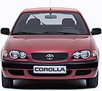 Toyota Corolla osmé generace