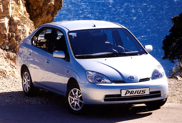 Toyota Prius přichází do Evropy