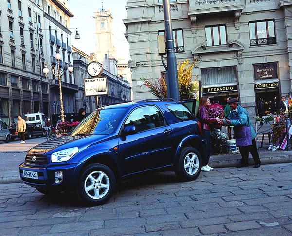 Toyota RAV 4 nové generace vyjíždí