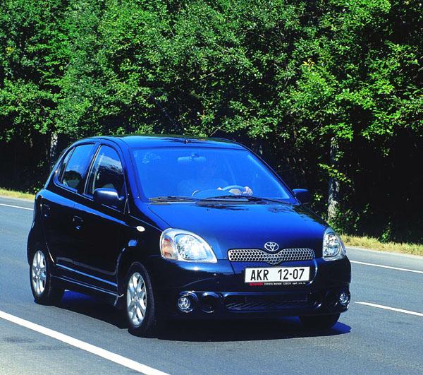 Toyota Yaris smotorem 1.3
