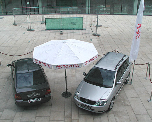 Nová Toyota Corolla Sedan a Kombi v prodeji na našem trhu