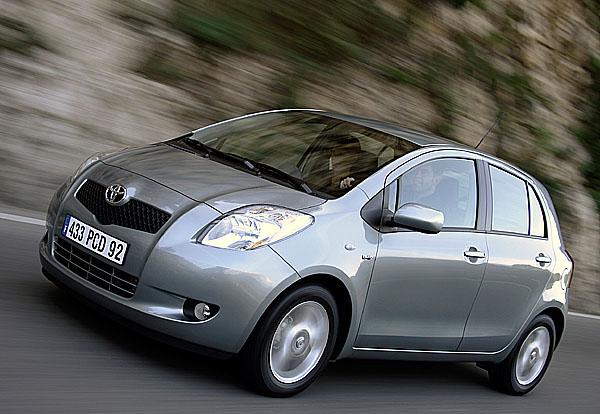 Toyota vyrobila vEvropě již milión vozů Toyota Yaris