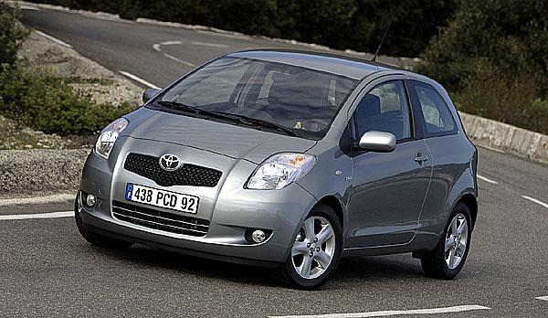 Výroba vozů Toyota Yaris vČíně bude zahájena vpolovině roku 2008