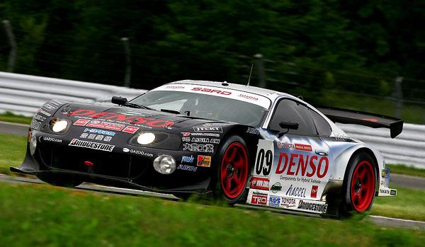 Toyota Supra HV-R získala ocenění Závodní Motor Roku 2007