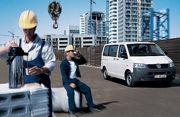 Akční model Volkswagen Transporter Economy a Transporter Economy ve verzi kombi N1