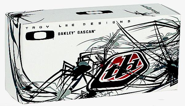 Nová limitovaná edice Oakley GASCAN - Troy Lee Design