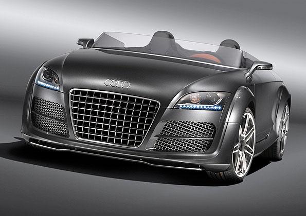 Audi TT clubsport quattro: TT ve své nejčistší podobě