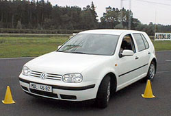 Týden s novým VW Golfem 1,6