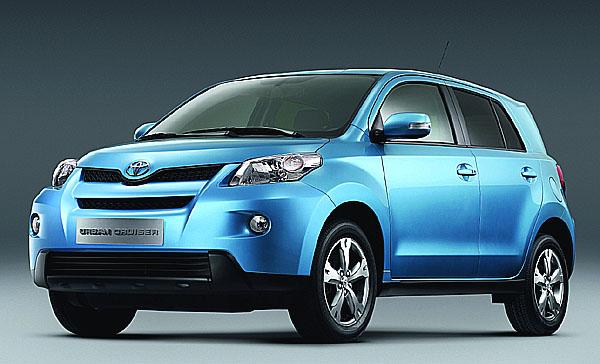 Toyota na březnovém ženevském autosalonu představí dva nové přírůstky do své modelové řady menších vozů