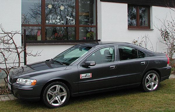 Volvo S60 Sport s výkonným a úsporným dieselovým motorem vtestu redakce