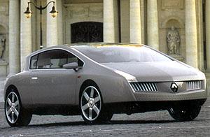 VEL SATIS model budoucnosti od Renaultu