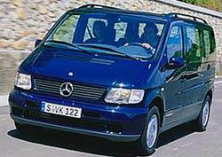 Velkoprostorový Mercedes-Benz vbřeznu v prodeji