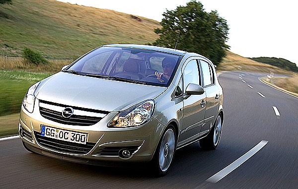 Opel Corsa vítězem ankety AUTOBEST 2007