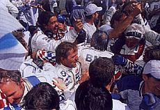 BMW V 12 LMR: Vítězství