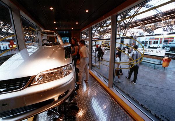 Autotec: Opel Express staví vBrně