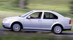 Volkswagen Bora Flash - letní záblesk
