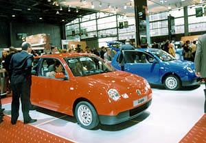 Volkswagen Lupo - první třílitrový vůz světa