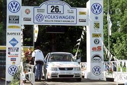 Volkswagen Rallye míří mezi elitu