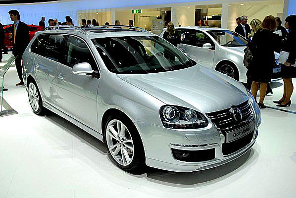 Volkswagen na Ženevském autosalonu (6. - 16. března)