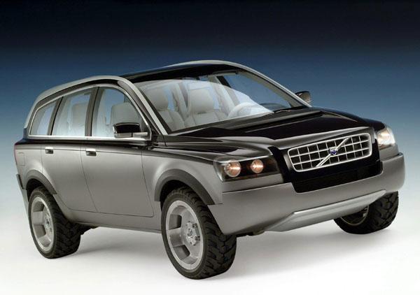 Volvo ACC – první SUV ze Švédska