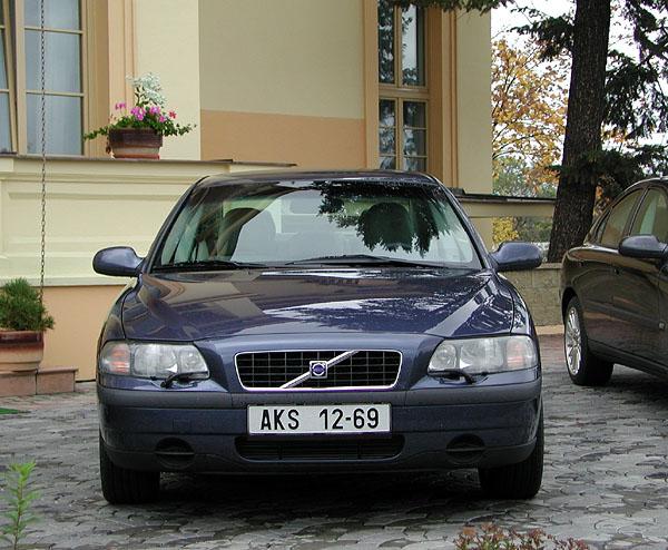 Nový sportovní model Volvo S60 představen novinářům