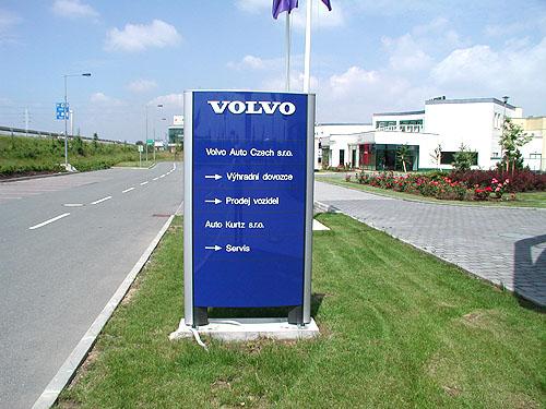 Volvo Auto Czech otevřel nové Zákaznické centrum