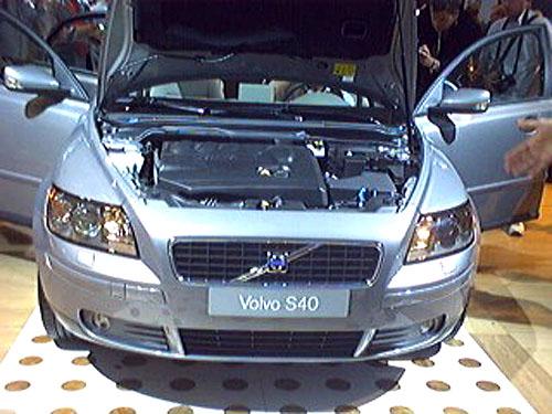 Zcela nové Volvo S40 představeno na autosalonu ve Frankfurtu (3)