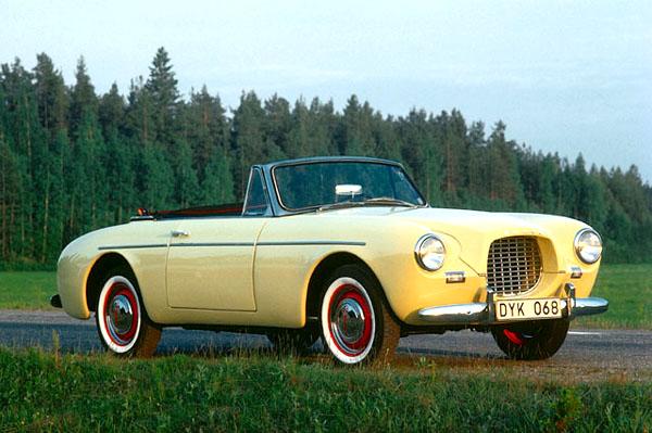 V neděli tomu bylo 75 let, co vyjel ztovárních hal Volva ve Švédsku první model Volva: Volvo ÖV4