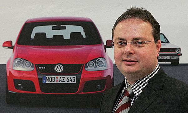 Vratislav Strašil novým vedoucím divize Volkswagen - osobní vozy v ČR