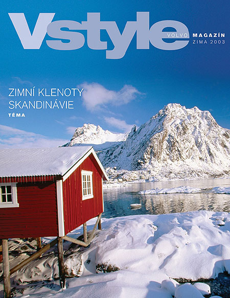 Časopis importéra značky Volvo V-Style nejlepší