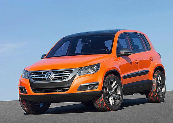 Volkswagen představuje nový model Tiguan