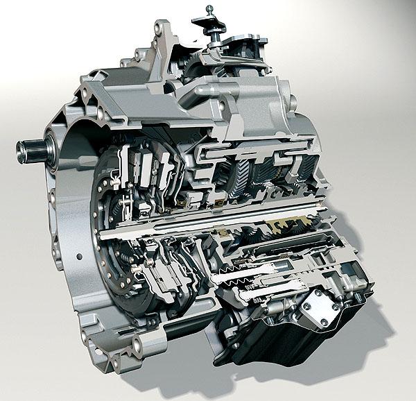 Nová dvojspojková 7stupňová převodovka Volkswagen DSG