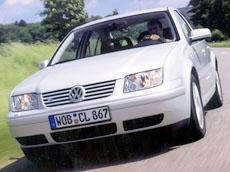 Nové špičky nabídky VW již u nás v prodeji: Bora a Golf V6 4Motion