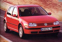 VW Golf 1.6 - Čtvrtý rozměr bestselleru