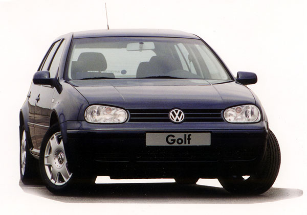 VW Golf sakčním modelem Generation