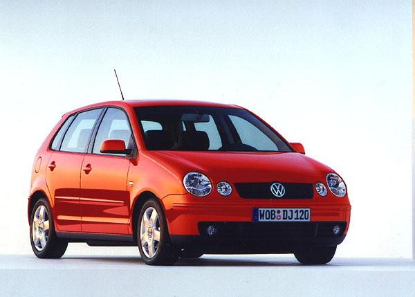 Nový VW Polo čtvrté generace