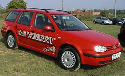 Nový VW Golf Variant na český trh