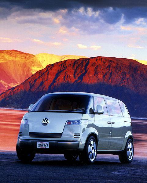 VW Microbus: návrat do padesátých