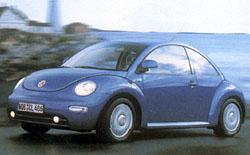 New Beetle: Návrat jedné legendy