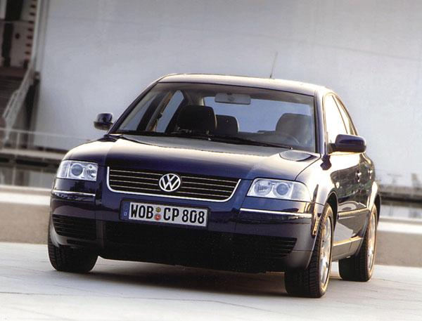 Volkswagen Passat vnové podobě