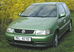 Za volantem VW Pola se sto koni