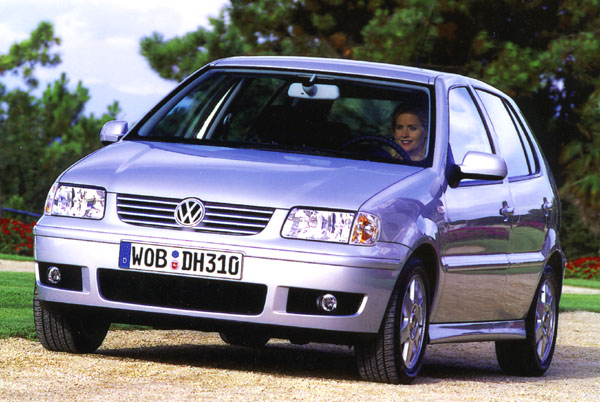 VW Polo: Sfaceliftem a turbodieselem 1.4 do roku 2000