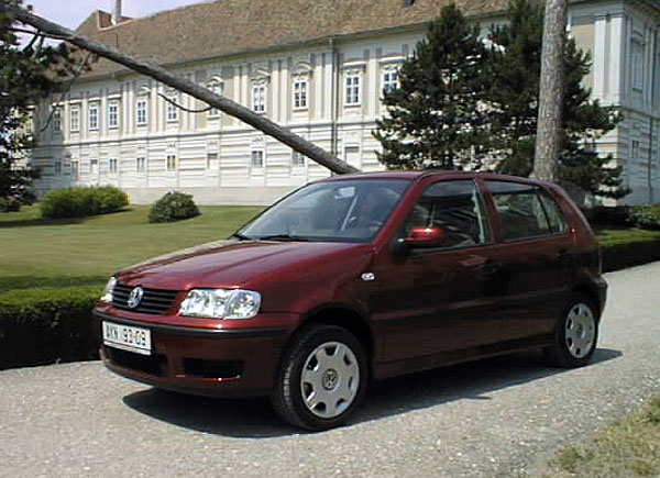 "VW Polo 1.4 s ""automatem"""