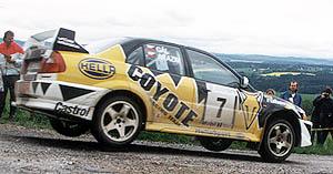 27. ročník Volkswagen rallye: drama až do konce