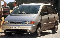 Volkswagen Sharan: Král svého segmentu