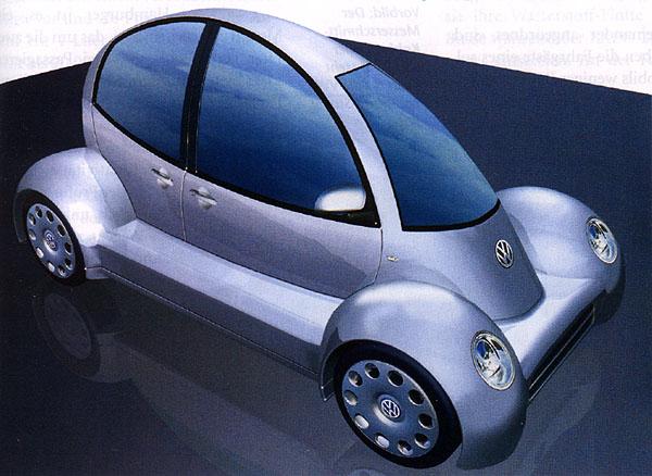 VW se spotřebou 1 l