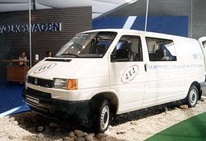 Volkswagen Transporter nyní nabízí více jistoty a bezpečí za velmi výhodnou cenu