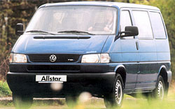 """VW Transporter """"Allstar"""": Prověřená kvalita snovou tváří"""