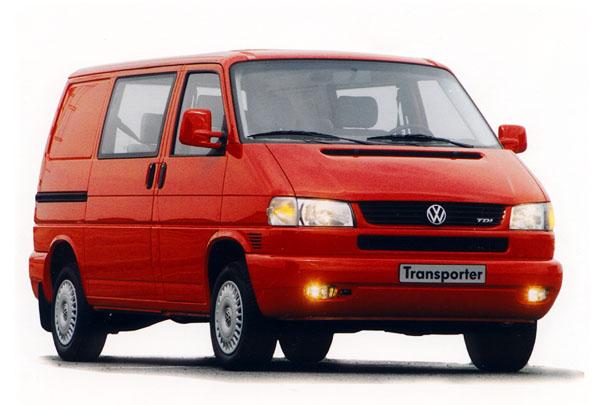 VW Transporter a VW LT jako akční modely za zvýhodněnou cenu